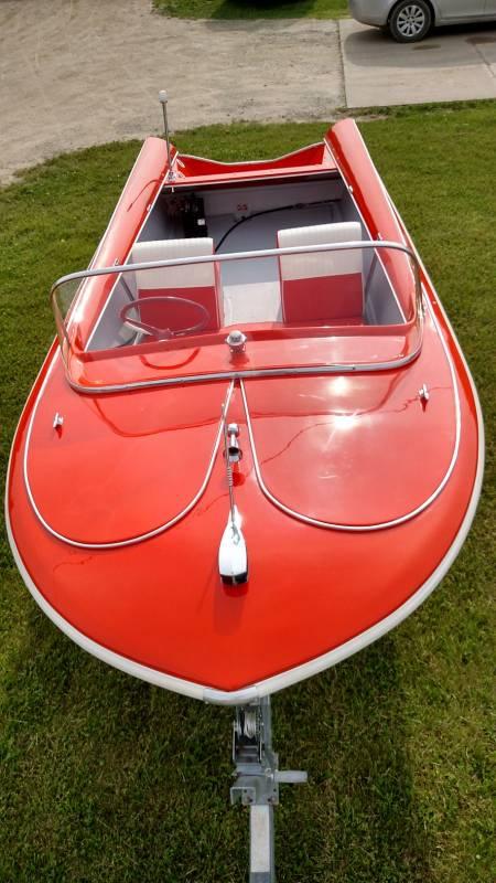 Nowak Boats Classic Fiberglass Boat Repair And Restoration
