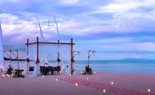 18 Amazing Romantic Dinners For Valentines Day In Bali