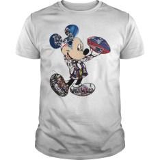 New England Patriots Mickey Mouse Disney shirt 1580a03bf