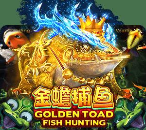 Golden Toad Fish Hunting ยิงปลา JOKER
