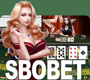 เกมบาคาร่า เกมไพ่ Virtual Baccarat SBOBET สโบเบท เกมคาสิโน