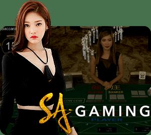 บาคาร่า ออนไลน์ บาคารา Baccarat SA gaming