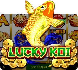 Lucky Koi SLOT SpadeGaming