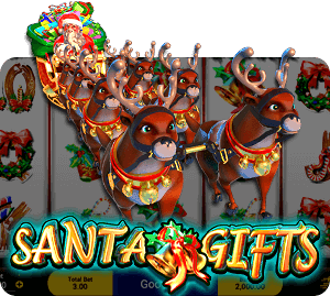 Santa Gifts SG SLOT SpadeGaming
