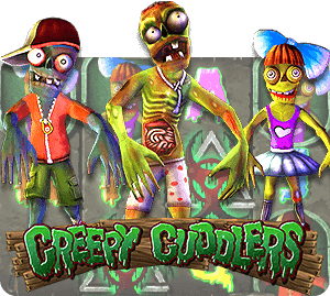 Creepy Cuddlers (96.96%) SA เกม