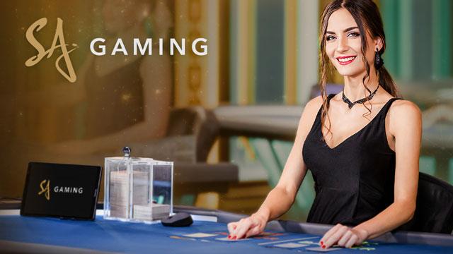 SA Gaming Live Casino Slider