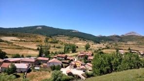 The village of San Juan de Redondo