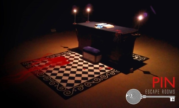 PIN's upcoming escape game: Murder at the Masonic Lodge