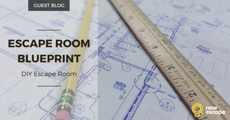 Escape Room Blueprint – DIY Escape Room