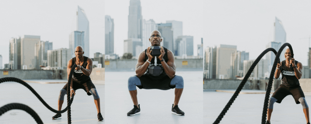 Reach your fitness goals with Darnyl Allen