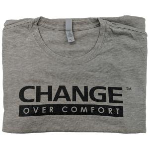 Change Over Comfort Ash Tee