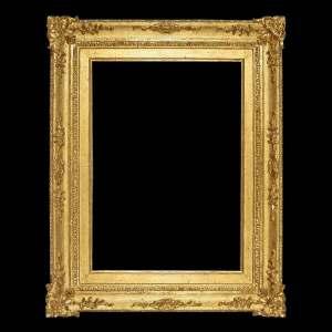 Antique Gesso Picture Frames