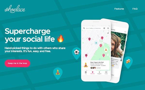 Shoelace, il nuovo social network firmato Google