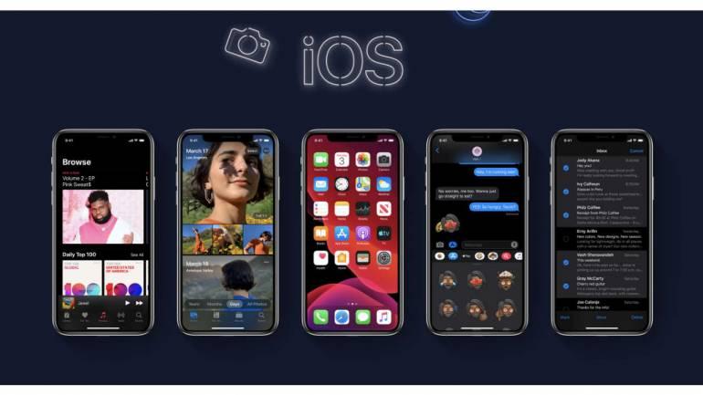 Rilasciato iOS 13 beta 8