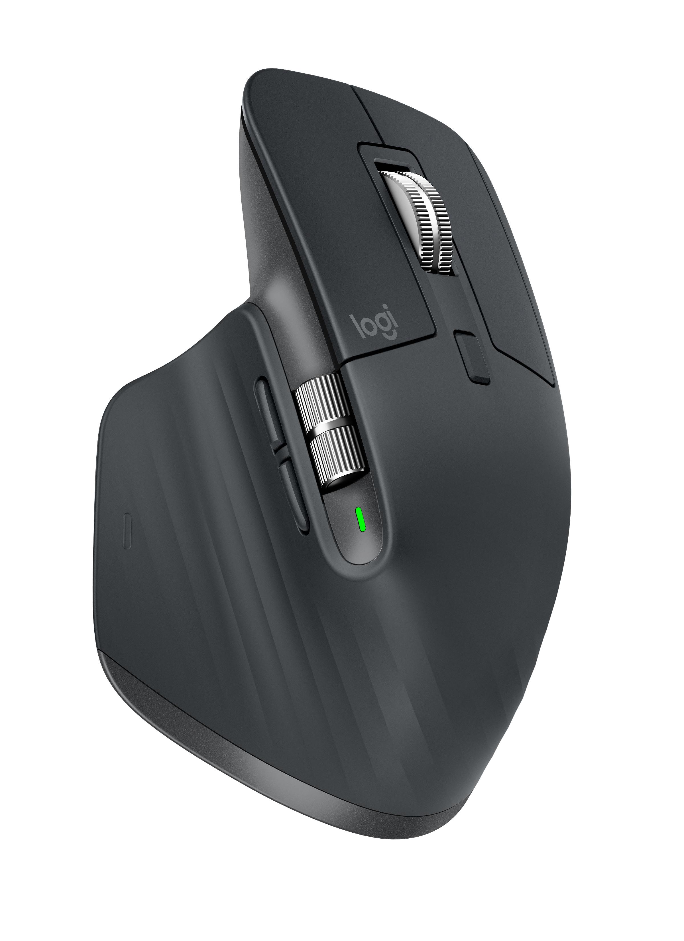 Logitech annuncia a IFA 2019 il mouse MX Master 3 e la tastiera MX Keys