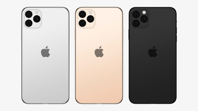 iPhone 11 con logo Apple centrato, la conferma di Bloomberg