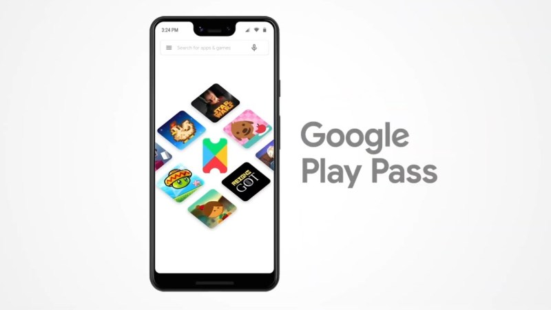 Google Play Pass, la sfida ad Apple Arcade