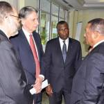 British Foreign Secretary attends UK-Caribbean Ministerial Forum