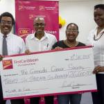 CIBC FirstCaribbean to host 5th Cancer Awareness Walk