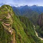 Ticket to enter Machu Picchu and climb Huayna Picchu