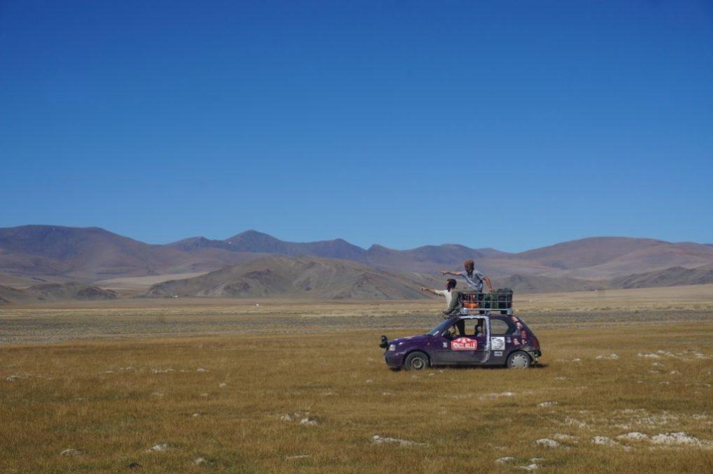 The Mongol Rally   Nowhere Men TV
