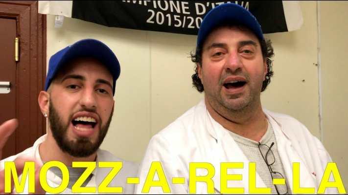 The Godfather of Mozzarella   Nowhere Men