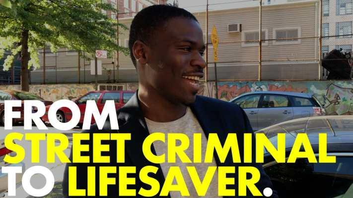 From Street Criminal to Lifesaver   Nowhere Men