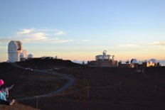 Haleakalā observatory, which was apparently off-limits to tourists