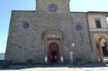 The Cortona Cathedral