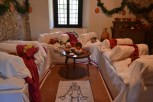 A typical roman bedroom