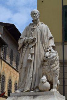 Vittorio Fossombroni, an Italian statesman from Arezzo
