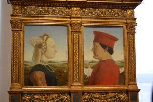 Dukes of Urbino, Piero della Francesca