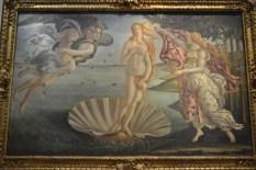 The Birth of Venus, Sandro Botticelli