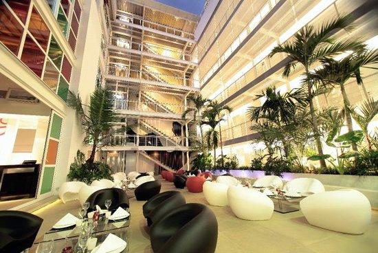 Vista Interior Hotel Now