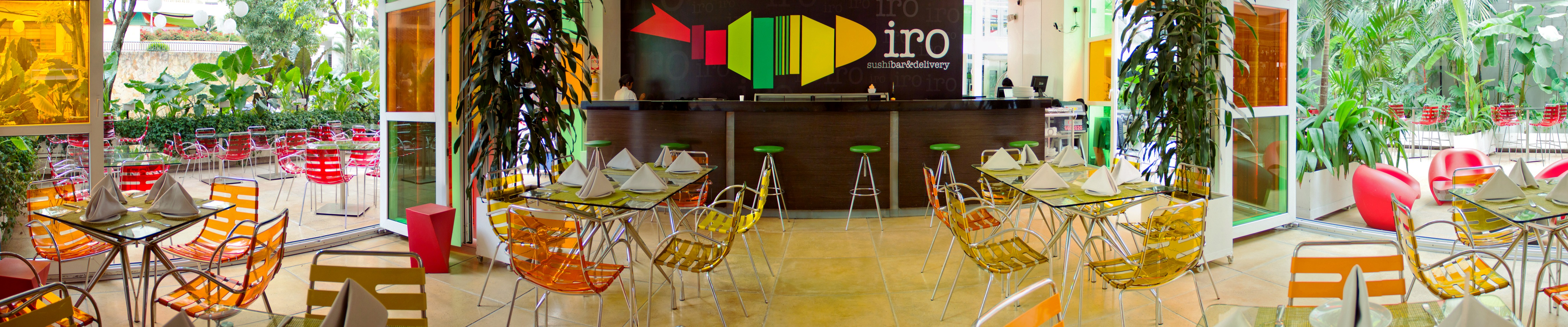 IRO Bar Hotel Now