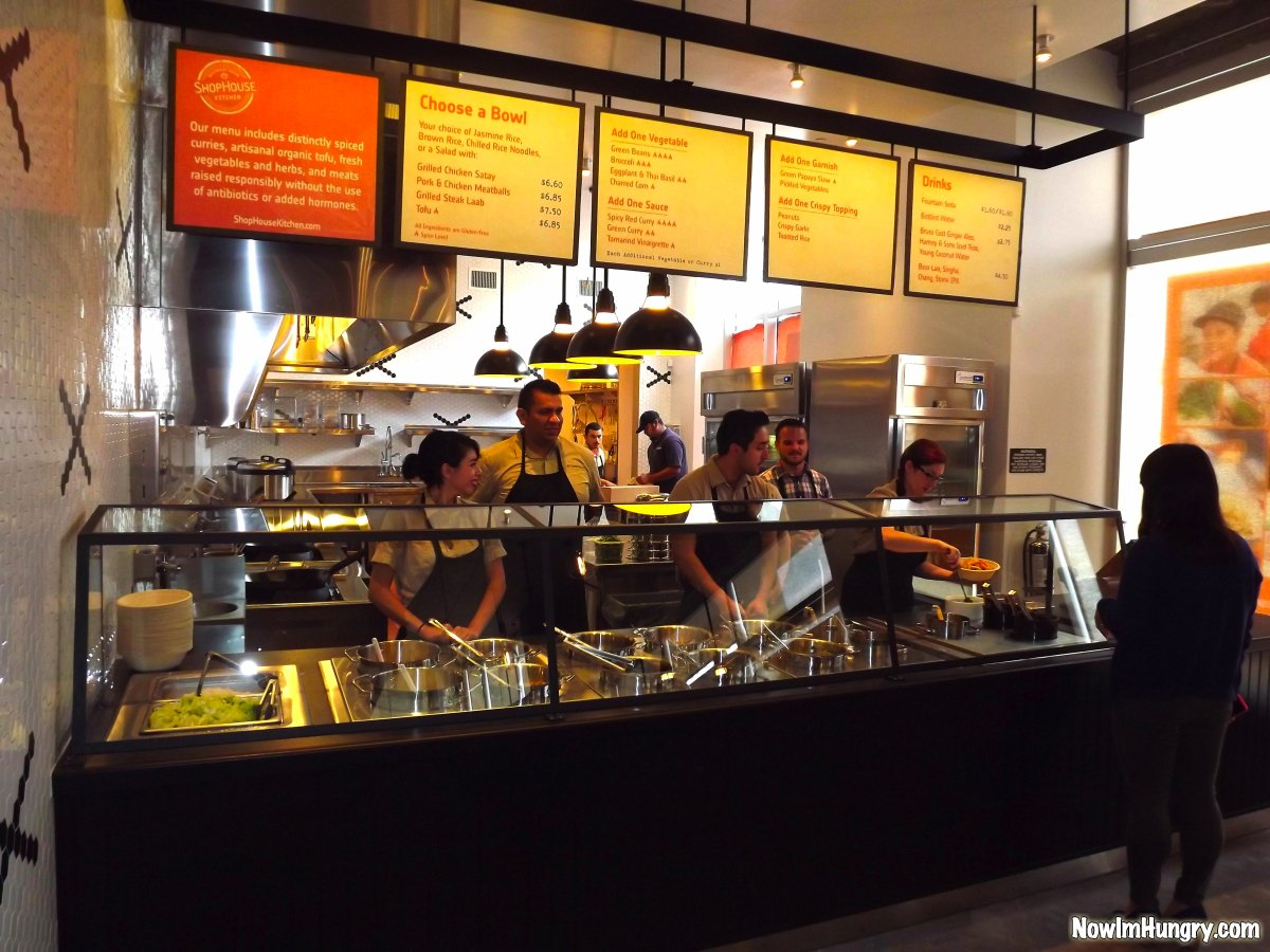 Chipotle Goes Asian What To Order At ShopHouse  Now Im
