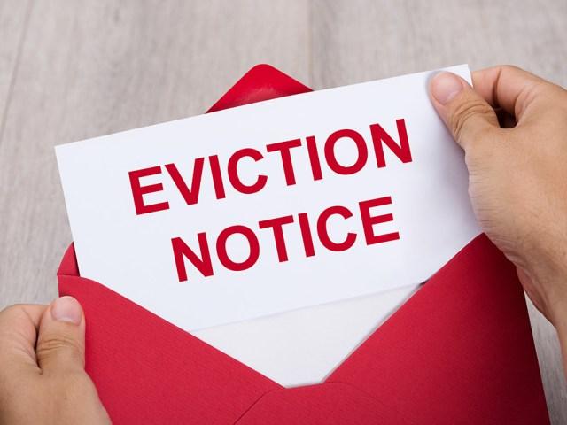 Eviction Service – Step III