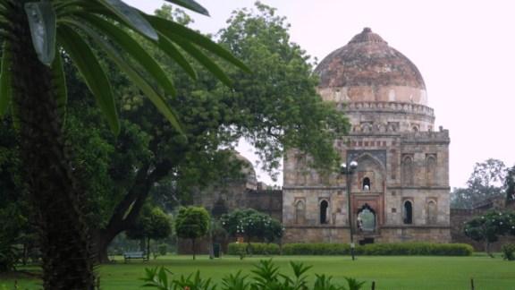 Inde 17 septembre - Delhi lodi Garden (10)