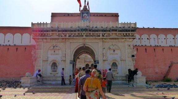 Inde 20 septembre - Bikaner et Deshnoke 142