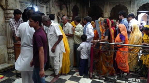 Inde 20 septembre - Bikaner et Deshnoke 157