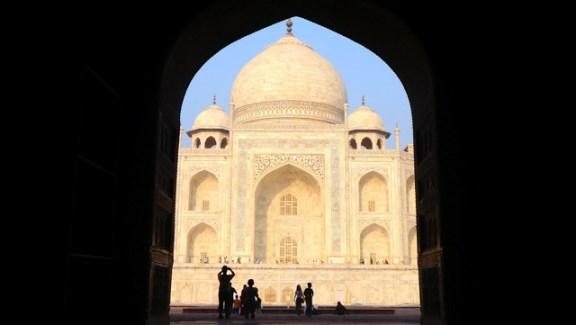Inde 3 octobre - Agra, Taj Mahal 028