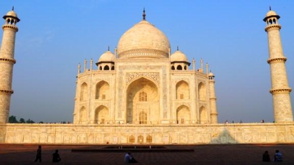 Inde 3 octobre - Agra, Taj Mahal 030