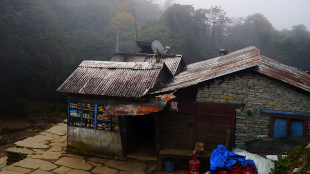 trek nepal annapurna