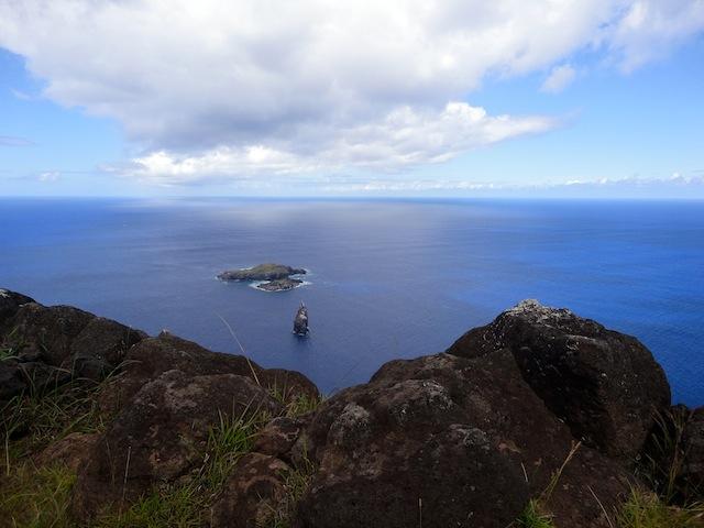 Ile de Pâques : Motu Nui