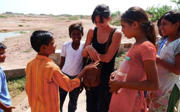 """Inde - Les enfants du """"Parc aux Oiseaux"""""""