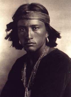 jeune navajo Big