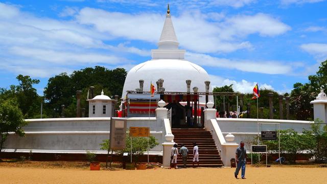 Sri Lanka 1 septembre - Anuradhapura 064
