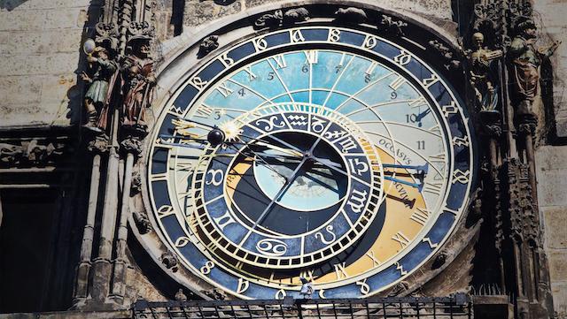 Horloge_astronomique prague