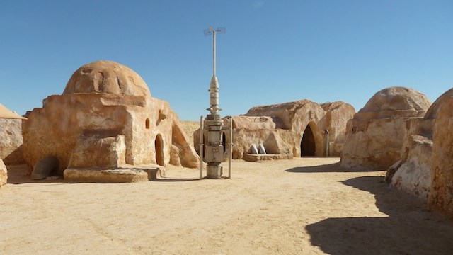 star wars tunisie