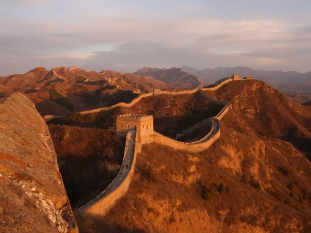Randonnée sur la Grande Muraille